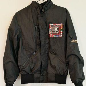 1988 Michael Jackson Bad World Tour Staff Jacket